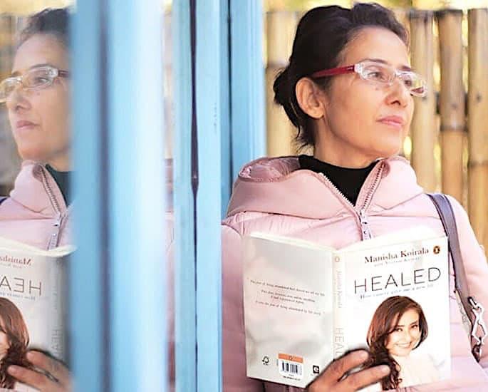 Manisha Koirala 'Healed' at Jaipur Literature Festival 2019 - IA 3