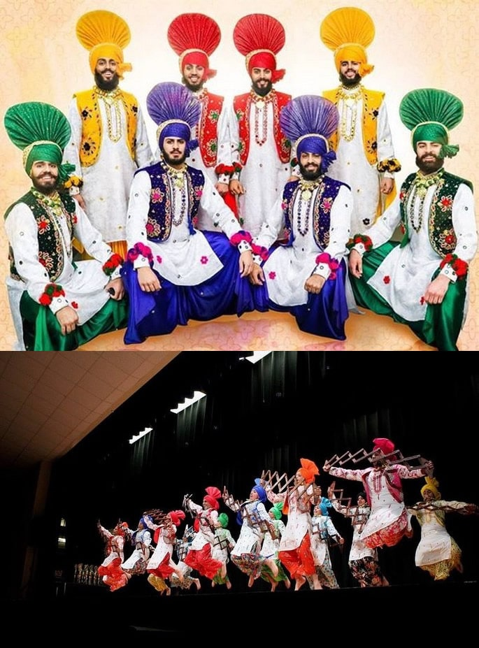 Shaan Punjab De & Nachdi Jawani
