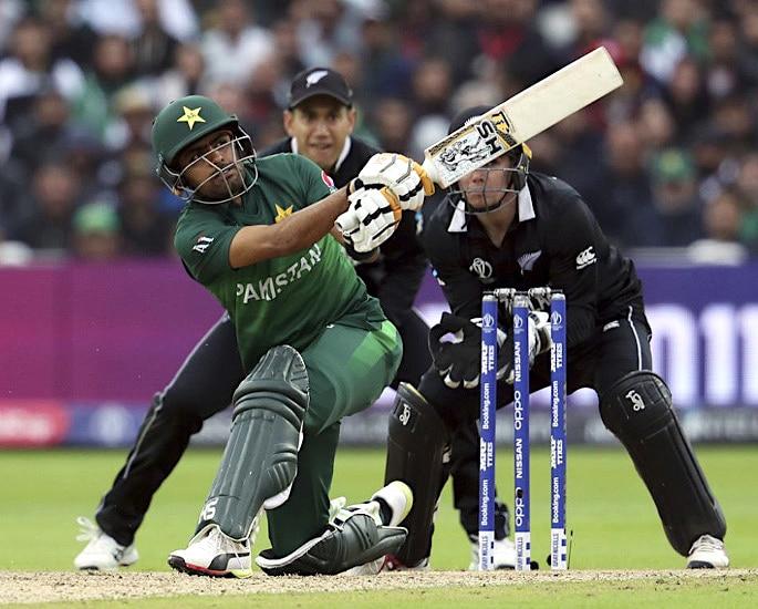 پاکستان جادو نے نیوزی لینڈ کو کرکٹ ورلڈ کپ 2019 - IA 4 میں شکست دے دی