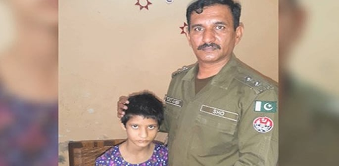Pakistani Child Maid aged 7 Tortured and Abused by Owners f