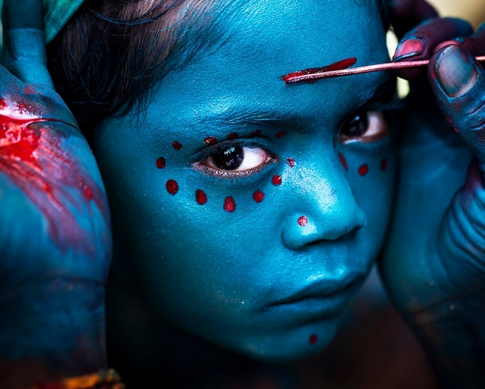 Photographer Mahesh Balasubramanian and the People of India - youth