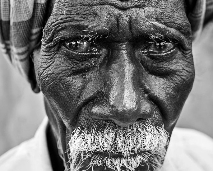 Photographer Mahesh Balasubramanian and the People of India - concern