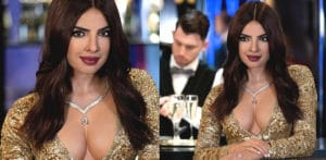 Priyanka Chopra gets New Wax Statue in London f