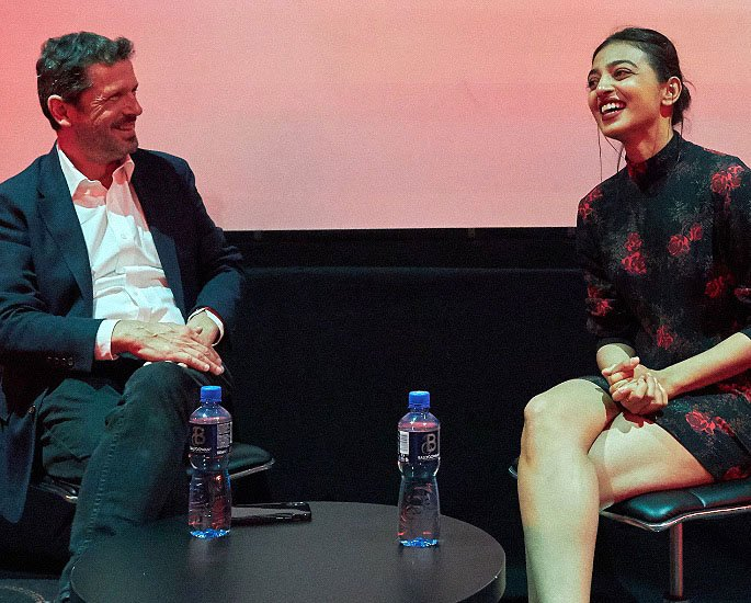 Radhika Apte talks Diversity & Unusual Choices at LIFF 2019 - IA 1