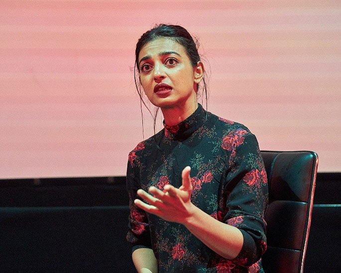 Radhika Apte talks Diversity & Unusual Choices at LIFF 2019 - IA 3