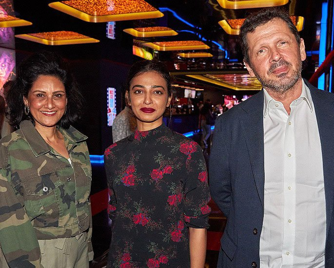 Radhika Apte talks Diversity & Unusual Choices at LIFF 2019 - IA 9
