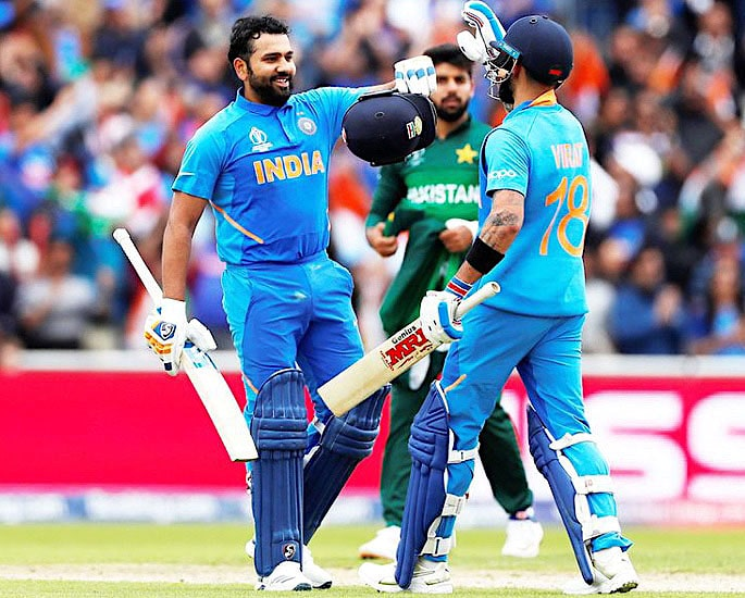 Strong India hammer Pakistan in ICC Cricket World Cup 2019 - IA 2