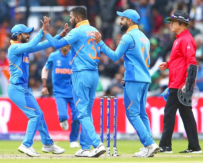 Strong India hammer Pakistan in ICC Cricket World Cup 2019 - IA 5