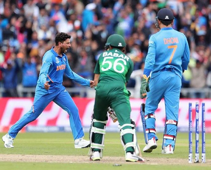 Strong India hammer Pakistan in ICC Cricket World Cup 2019 - IA4