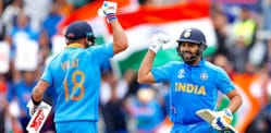 Strong India hammer Pakistan in ICC Cricket World Cup 2019