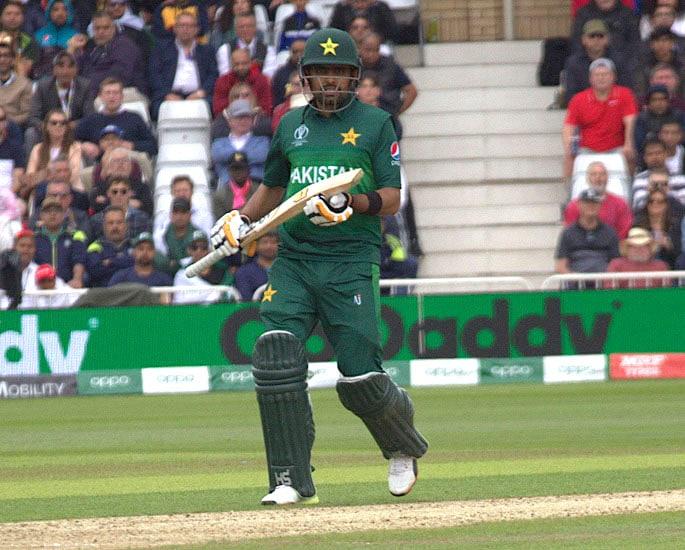 Super Pakistan Stun England at Cricket World Cup 2019 - IA 2