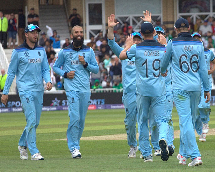 Super Pakistan Stun England at Cricket World Cup 2019 - IA 3