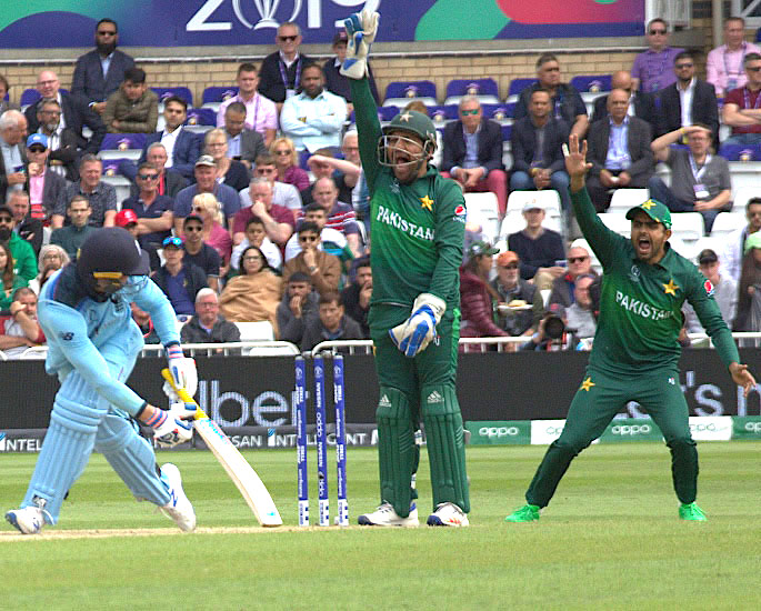 Super Pakistan Stun England at Cricket World Cup 2019 - IA 4