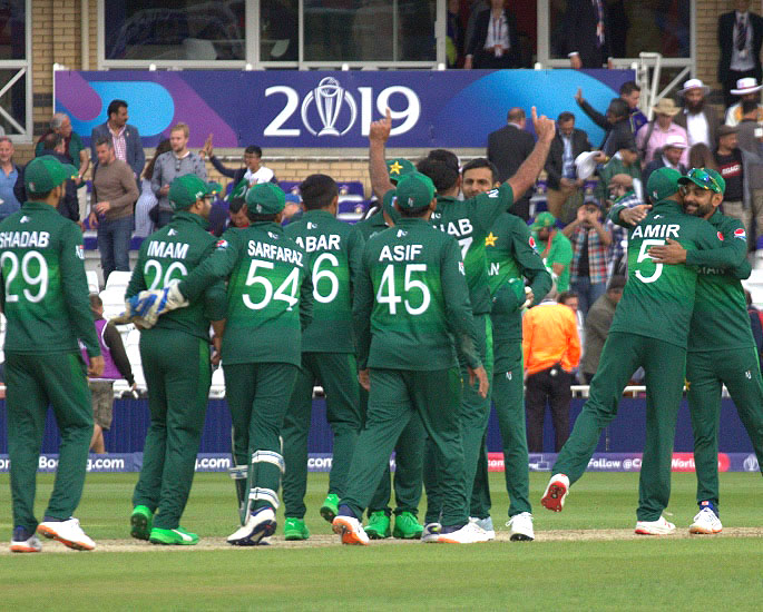 Super Pakistan Stun England at Cricket World Cup 2019 - IA 6