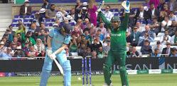 ક્રિકેટ વર્લ્ડ કપ 2019 માં સુપર પાકિસ્તાન સ્ટન ઇંગ્લેન્ડ