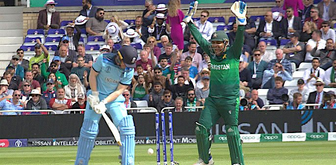 Super Pakistan Stun England at Cricket World Cup 2019 f