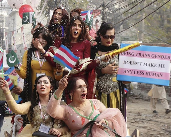 The Struggles of LGBTQ Communities in Pakistan - message