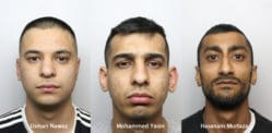 Three jailed over Shooting of Rohid Ali in Bradford