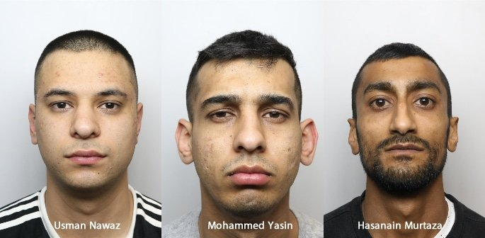 Three jailed over Shooting of Rohid Ali in Bradford f