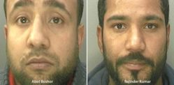 Two Drug Dealers caught with £2m worth of Heroin & Cocaine