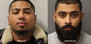 Two Men jailed for Fraud after posing as Police Officers f