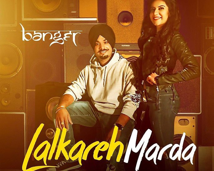 UK Punjabi singer Banger talks Music and 'Lalkareh Marda' - IA 5