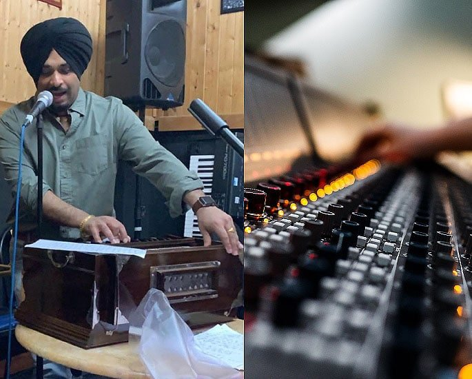 UK Punjabi singer Banger talks Music and 'Lalkareh Marda' - IA3
