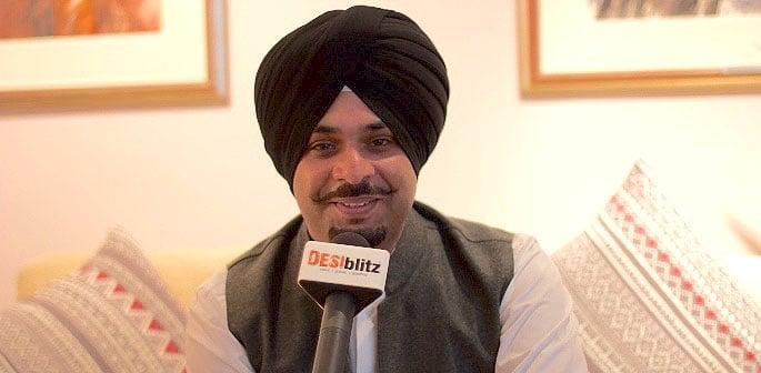 UK Punjabi singer Banger talks Music and 'Lalkareh Marda' f
