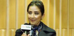 'Healed': Manisha Koirala at Jaipur Literature Festival 2019