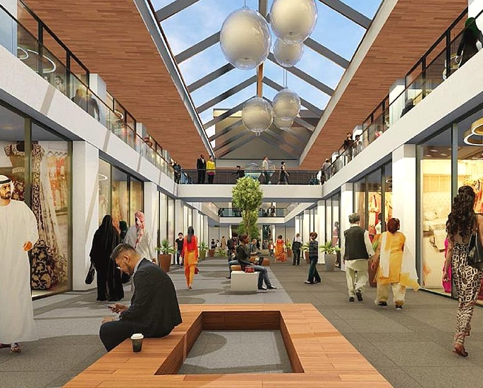 £10m Asian Shopping Centre plans revealed for Blackburn 2