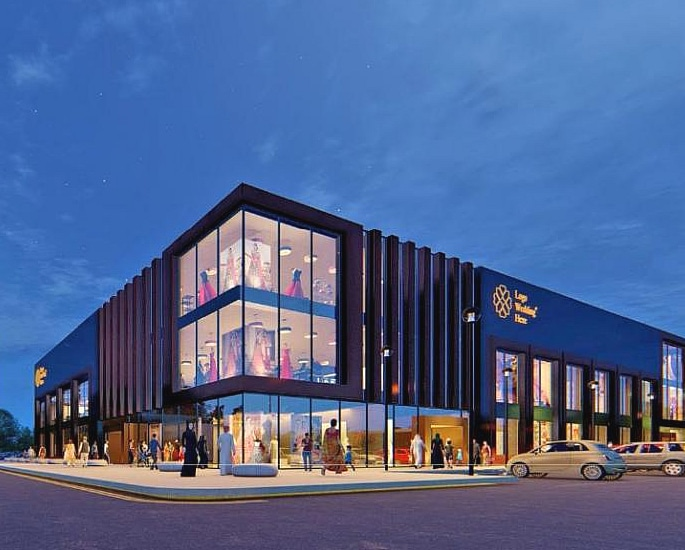 £10m Asian Shopping Centre plans revealed for Blackburn 3