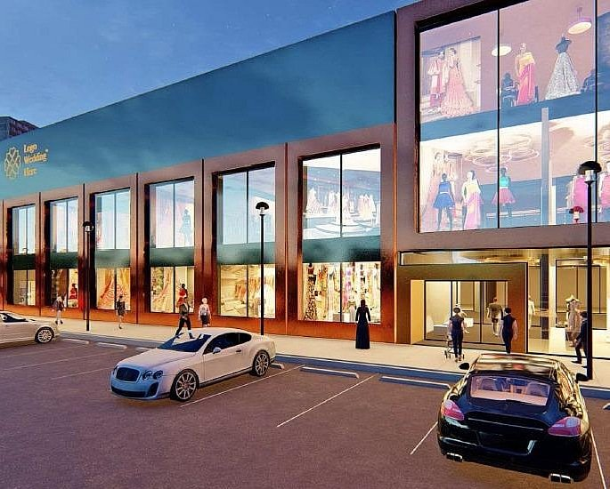 £10m Asian Shopping Centre plans revealed for Blackburn