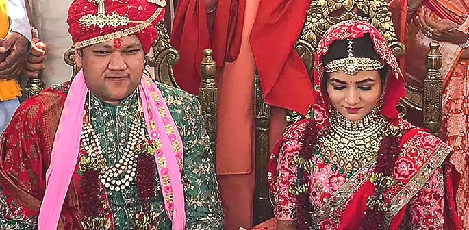 £23m Indian Wedding left 22 tonnes of Rubbish behind f