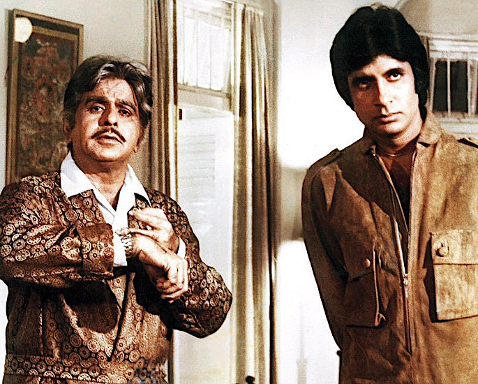 10 Best Bollywood Films from the 1980s - Shakti