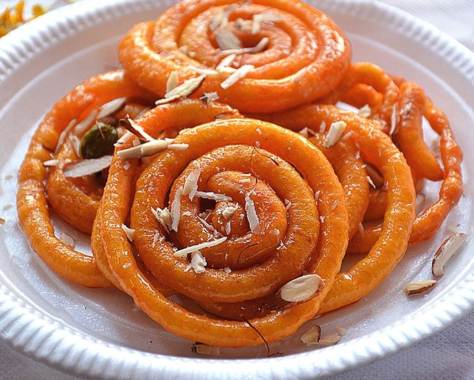 10 Best Sweet Dishes and Food of Pakistan - jalebi