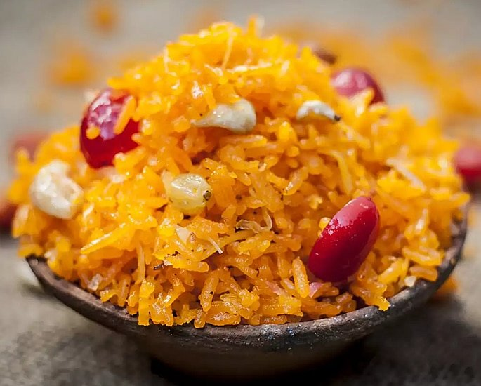 10 Best Sweet Dishes and Food of Pakistan - zarda