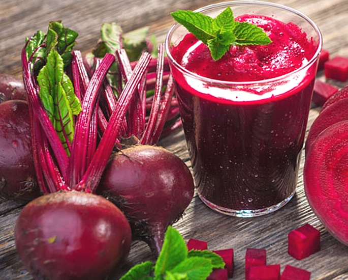 10 Desi Beauty Tips for Glowing Skin - beetroot