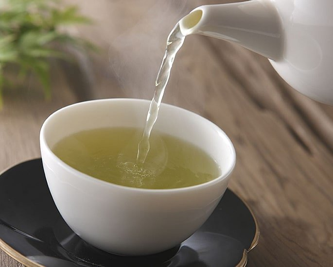 10 Desi Beauty Tips for Glowing Skin - green tea