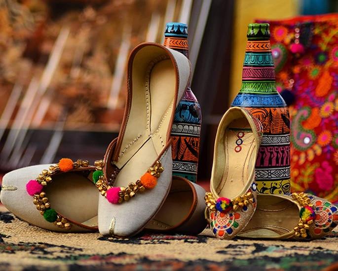 10 Footwear Designs Ideal for a Desi Groom - twinning