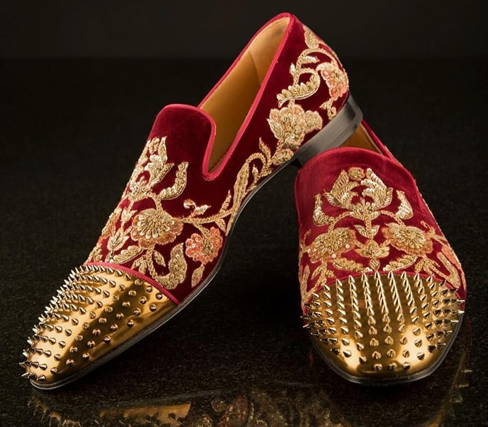 10 Footwear and Shoes Ideal for a Desi Groom - designer