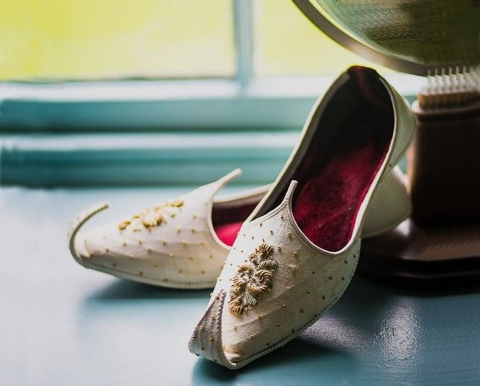 10 Footwear and Shoes Ideal for a Desi Groom - mojaris