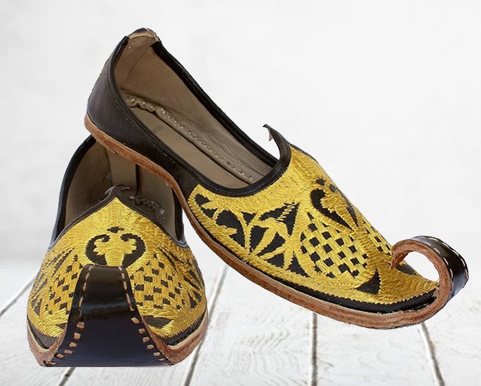 10 Footwear and Shoes Ideal for a Desi Groom - tila
