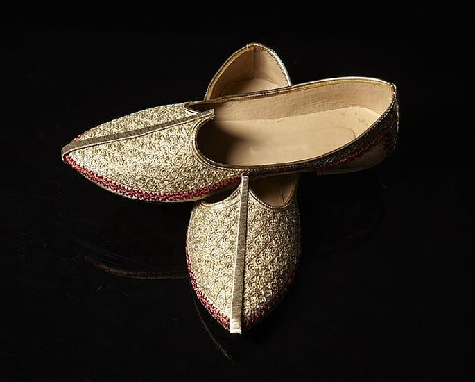 10 Footwear and Shoes Ideal for a Desi Groom - zardosi