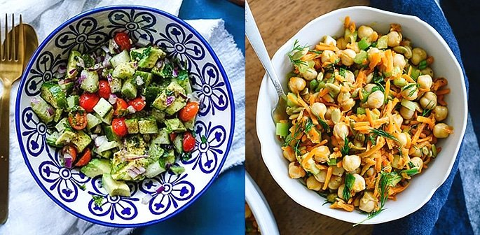 7 Indian Salad Recipes ideal for Summer f