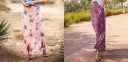 7 Modest Skirt Designs for Modern Women
