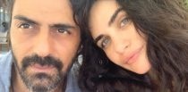 Arjun Rampal & Gabriella welcome First Baby Together f