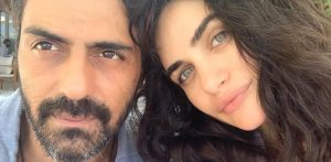 Arjun Rampal & Gabriella welcome First Baby Together f