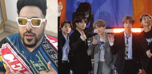 Badshah beats BTS & Taylor Swift for Most YouTube Views in 24 Hours f