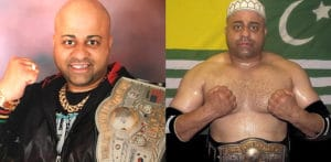 Beast from the East: Star Wrestler Shak Khan
