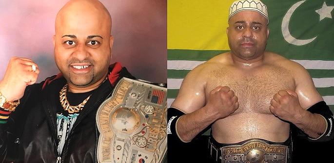 Beast from the East: Star Wrestler Shak Khan